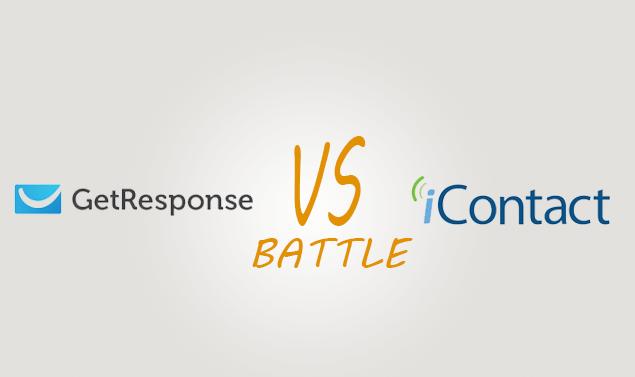 Getresponse vs iContact Comparison