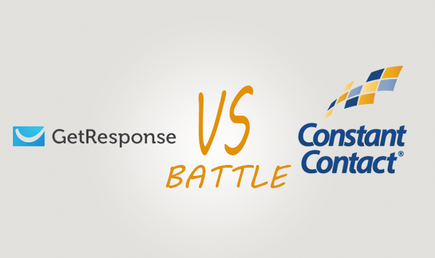 Getresponse vs Constantcontact Comparison