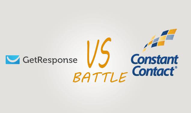 Getresponse vs Constantcontact Comparison