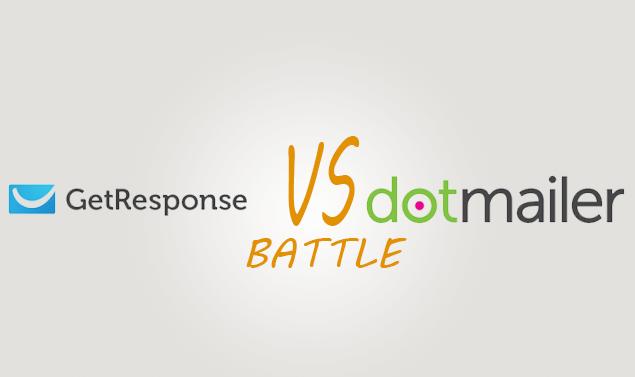Getresponse vs Dotmailer Comparison