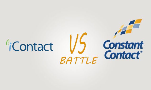iContact vs ConstantContact Comparison