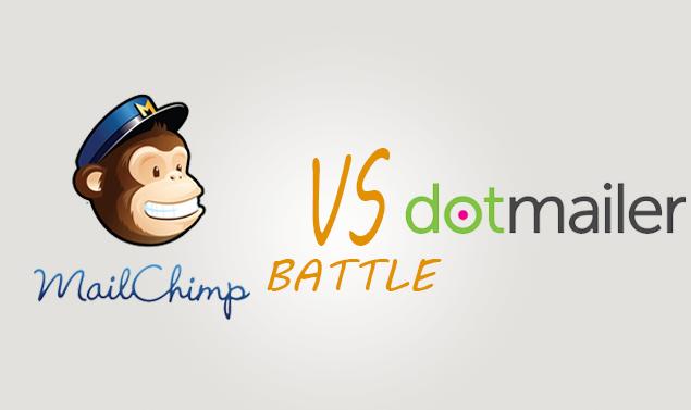 Mailchimp vs Dotmailer Comparison