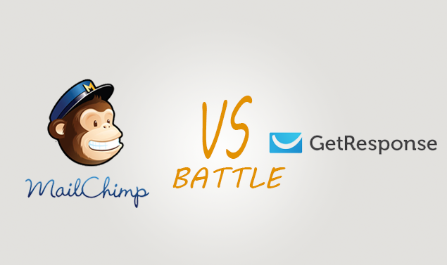 Mailchimp vs Getresponse Comparison