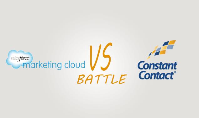 Marketingcloud vs Contact Comparison