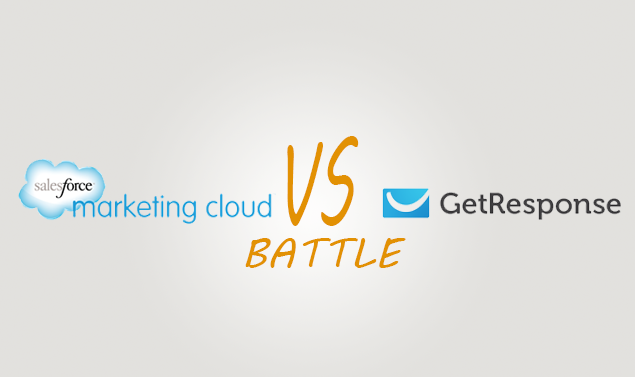 Marketingcloud vs Getresponse Comparison