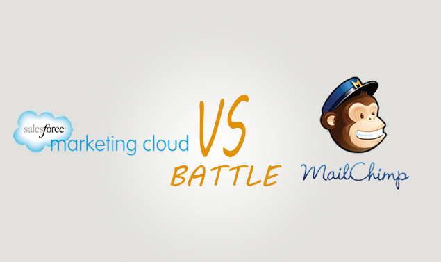 Salesforce marketing cloud vs Mailchimp Comparison