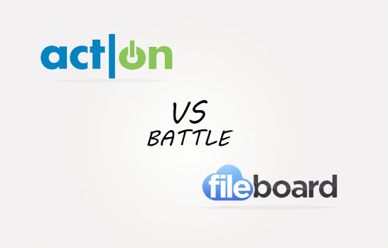 Acton vs Fileboard Comparison