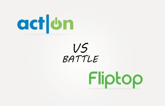 Action vs Fliptop Comparison