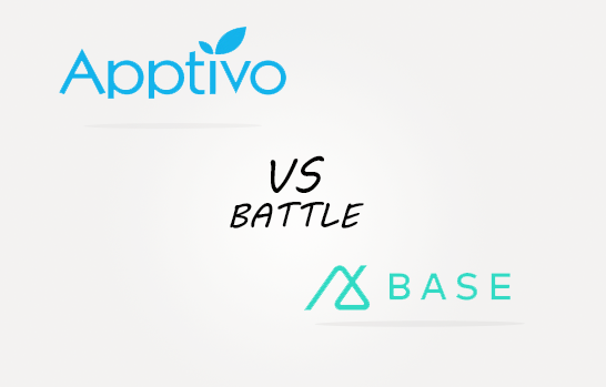 Apptivo vs Base Comparison