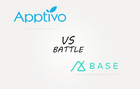 Apptivo vs Base Comparison