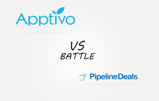 Apptivo vs PipelineDeals Comparison