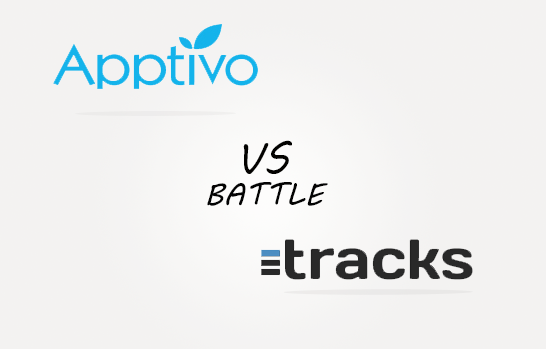 Apptivo vs Tracks Comparison