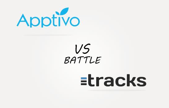 Apptivo vs Tracks Comparison