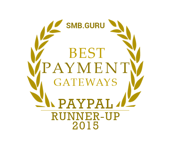 Best payment gateways - Paypal