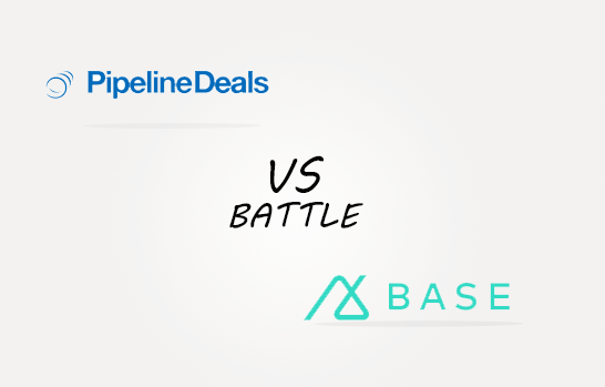 Base vs PipelineDeals Comparison