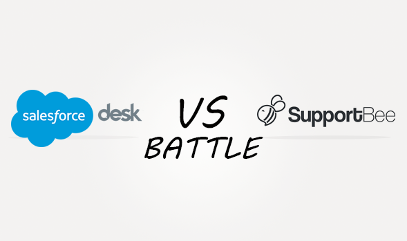 Salesforcedesk vs SupportBee Comparison