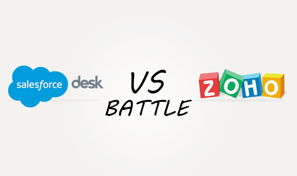 Desk vs Zoho Comparison