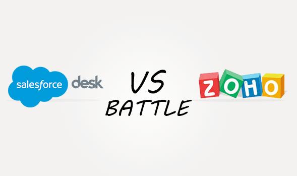 Desk vs Zoho Comparison