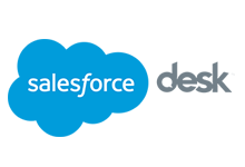 salesforce desk review