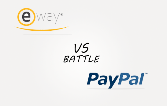 Eway vs Paypal Comparison