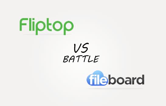 Fliprop vs Fileboard Comparison
