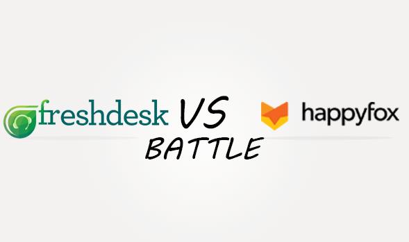 Freshdesk vs Happyfox Comparison