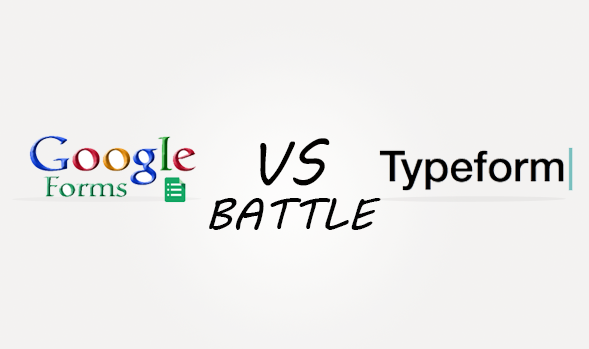 GoogleForms vs Typesform Comparison