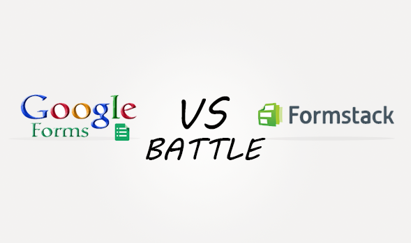 GoogleForm vs Formstack Comparison