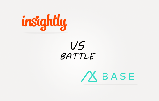 Insightly vs Base Comparison