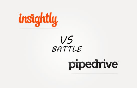 Insightly vs Piperdrive Comparison