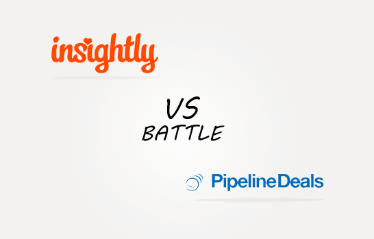 Insightly vs PiperlineDeals Comparison