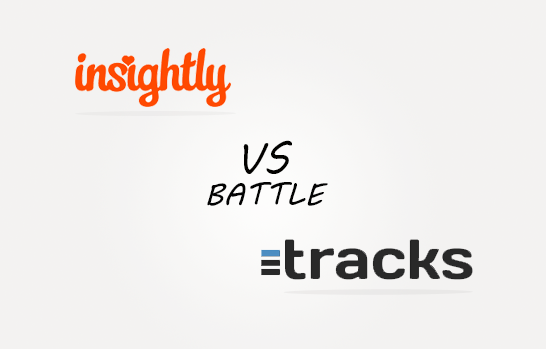 Insightly vs Tracks Comparison