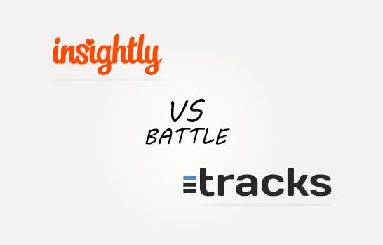 Insightly vs Tracks Comparison