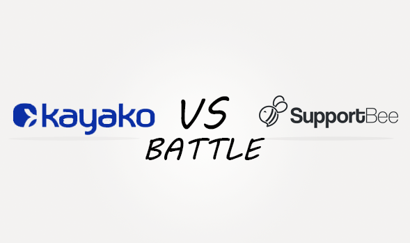 Kayako vs SupportBee Comparison