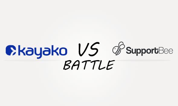 Kayako vs SupportBee Comparison