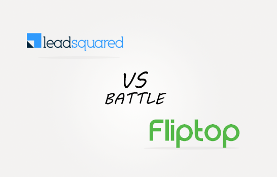 Leadsquarer vs Fliptop Comparison