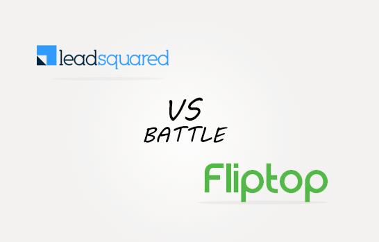 Leadsquarer vs Fliptop Comparison