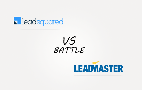 Leadsquarer vs Leadmaster Comparison