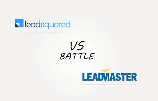 Leadsquarer vs Leadmaster Comparison