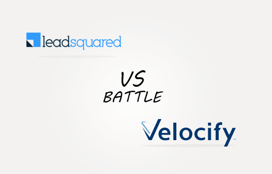 Leadsquared vs Velocify Comparison
