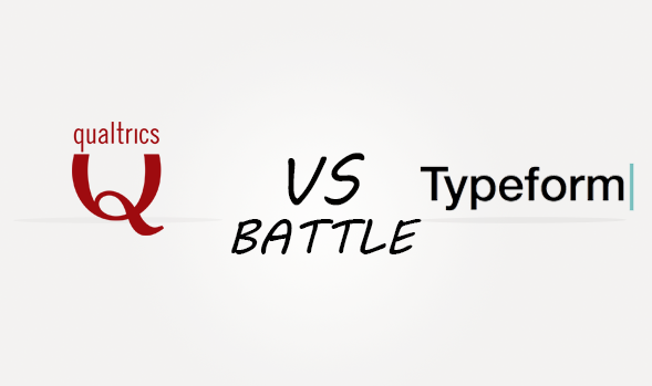 Qualtrics vs Typeform Comparison