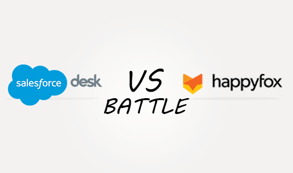 Salesdesk vs Happefox Comparison