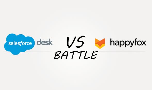Salesdesk vs Happefox Comparison
