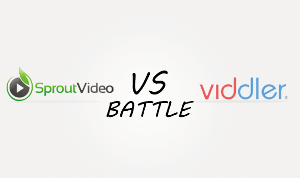 SproutVideo vs Viddler Comparison
