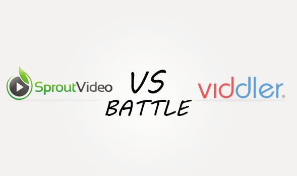 SproutVideo vs Viddler Comparison