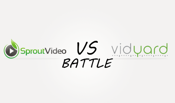 SproutVideo vs Vidyard Comparison