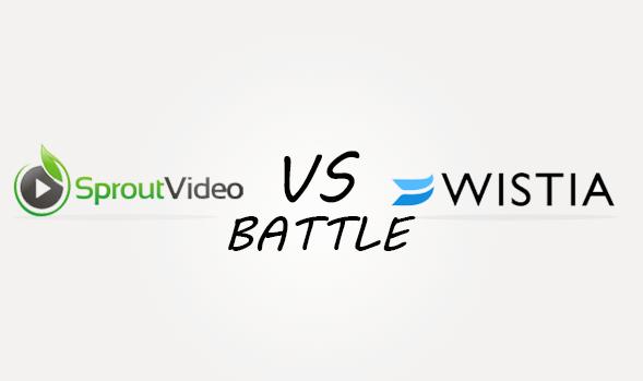 SproutVideo vs Wistia Comparison