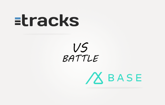 Tracks vs Base Comparison
