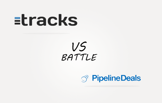 Tracks vs Pipelinedeals Comparison
