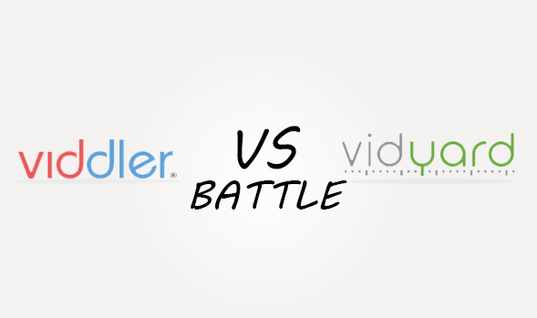 Viddler vs Vidyart Comparison